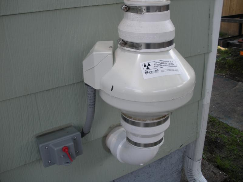 Radon Mitigation Absolute Home Inspection